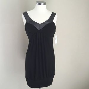 NWT Bisou Bisou Sexy Little Black Dress - Size 4